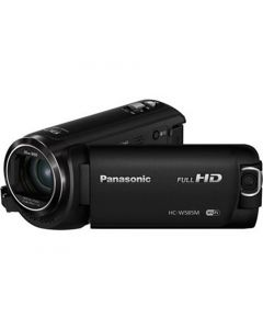 Panasonic FULL HD CAMCORDER WITH 50x OPTICAL ZOOM AND TWIN CAM (HC-W585MGN-K)