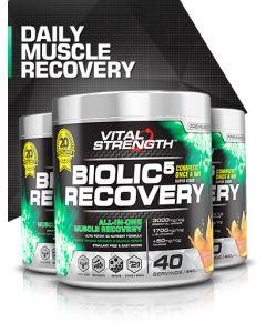 Vital Strength Biolic5 Recovery Formula 440g