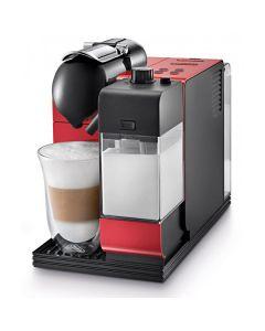 DeLonghi Nespresso Lattissima Coffee Machine Red (EN520R)
