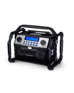 Panasonic Dual Voltage Jobsite Radio - Skin (EY37A2B)