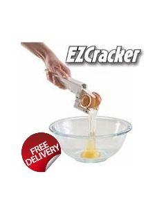Ez Cracker - The Amazing Way to Crack Eggs