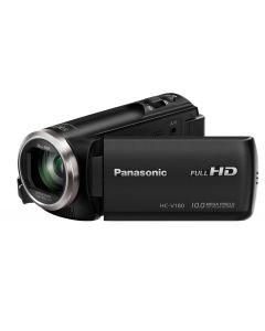 Panasonic Full-HD 90x Intelligent / 50x Optical Zoom Video Camera (HC-V180GN-K)