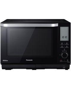 Panasonic 27L Flatbed Inverter Crispy Grill Pure Steam Microwave Oven (NN-DS596BQPQ)