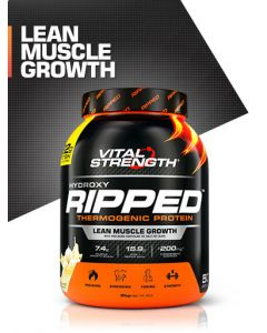 Vital Strength Hydroxy Ripped Thermogenic Protein Powder