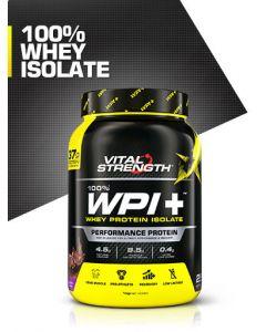 Vital Strength WPI+ 100% Whey Protein Isolate